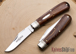 Great Eastern Cutlery: #74 - Northfield Un-X-LD - Stallion - Cocobolo