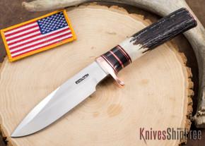 Randall Made Knives: Copper Companion - Genuine Stag #3