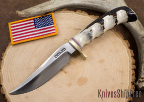 Randall Made Knives: Model 3-5 Hunter - Genuine Stag #1