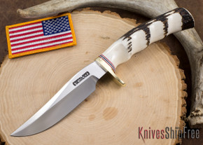 Randall Made Knives: Model 3-5 Hunter - Genuine Stag #2