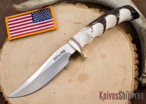 Randall Made Knives: Model 3-5 Hunter - Genuine Stag #3