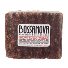 BROWN SUGAR VANILLA 2 OZ SOAP