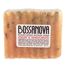 CEDAR & SANDALWOOD 2 OZ SOAP