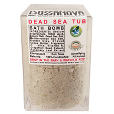 DEAD SEA TUB BATH BOMB