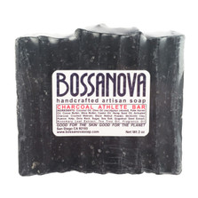 CHARCOAL ATHLETE BAR 2 OZ SOAP