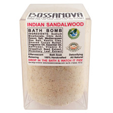INDIAN SANDALWOOD BATH BOMB