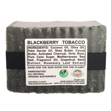 BLACKBERRY TOBACCO 5.5 OZ SOAP