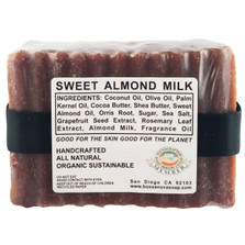 SWEET ALMOND MILK 5.5 OZ SOAP