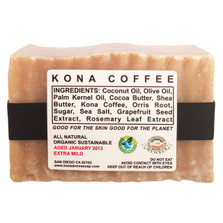 KONA COFFEE 5.5 OZ SOAP