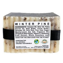 WINTER PINE 5.5 OZ SOAP