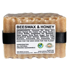 BEESWAX & HONEY 5.5 OZ SOAP