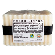 FRESH LINENS 5.5 OZ SOAP