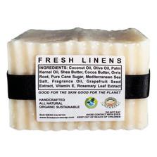 FRESH LINENS 5.5 OZ SOAP