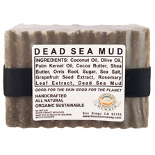 DEAD SEA MUD 5.5 OZ SOAP