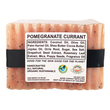 POMEGRANATE CURRANT 5.5 OZ SOAP