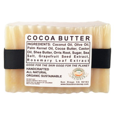 COCOA BUTTER 5.5 OZ SOAP