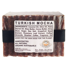 TURKISH MOCHA 5.5 OZ SOAP