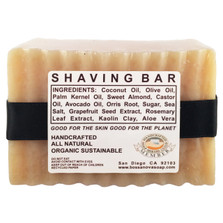 SHAVING BAR 5.5 OZ SOAP