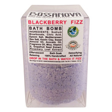 BLACKBERRY FIZZ BATH BOMB