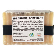 SPEARMINT ROSEMARY 5.5 OZ SOAP