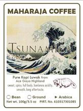 Dahulu, Tsunamica Gayo