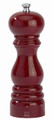 Peugeout Paris U'Select wood red laquered 18 cm Pepper Mill (23584)