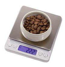Latina Gravity 3000 coffee/kitchen scale 3kg/0.1g