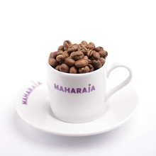 Peaberry roasted beans