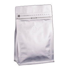 CPACK-8810.MSV Silver matte 250g box pouch