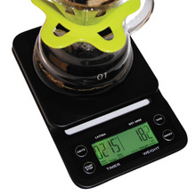 Latina Newton Timer Scale drip coffee scale 3kg 0,1g