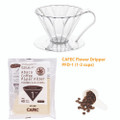 Cafec Flower Dripper PFD-1 Plus bonus
