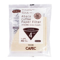 ABACA AC4-40B Brown V60-02 filter