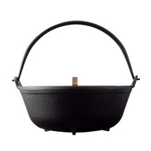 Marunabe cast iron 24cm pot