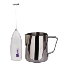 Paket duo Jug + Frother