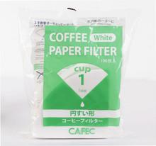 CAFEC  V60-01 CC1-100W  V60-01 Putih isi 100 Lembar