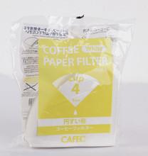 CC4-100B White V60-02 Paper filter