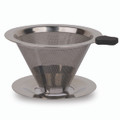 Latina VV-60-01 W60 Flat cone coffee dripper