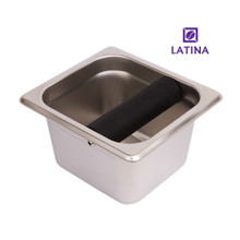 Latina STA-3330 Knock Box Big Bar Short 10cm