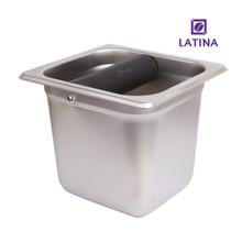 Latina STA-3331 Knock Box Big Bar TALL 15cm