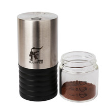 Latina Sulawesi Portable electric coffee grinder - usb rechargeable