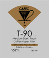 CAFEC MC1-100 Medium  Roast Filter V60-01 Cone1