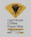 CAFEC Light Roast LC1-100W V60-01 Cone 1