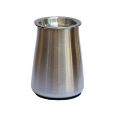 Latina DC-60 Dosing Cup Stainless Wire mesh screen fine particles.
