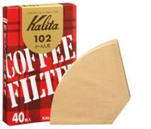 Kalita #13143 brown 102 filter