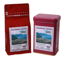 sumatra Green Gayo Wild kopi Luwak 120g (2020) new Packing Tin can - kaleng