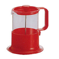 HARIO DRESS Tea Coffee Maker THD-6R RED