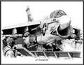 LTV A-7 Corsair II - Decklaunch ~ Free Shipping