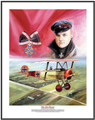 The Red Baron by Lonnie Ortega ~ 40% Off ~ Free Shipping