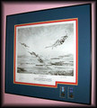 """Gunfight over Achmer"" (signed by Major Ben Drew) ~ 35% OFF ~ Free Shipping"