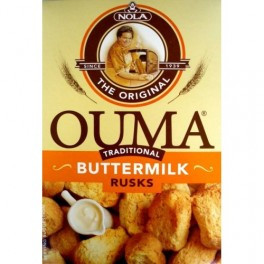 Ouma Rusks Buttermilk 500g
